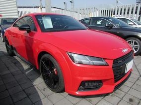 Audi Tt 2016 2p Coupe S Line Ttl L4/2.0/t Aut