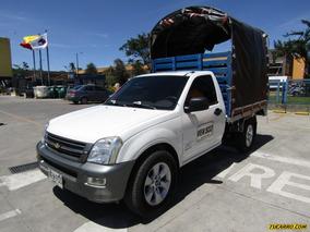 Chevrolet Luv D-max Estacas 4x2