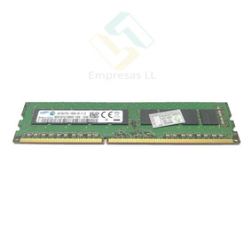 Memoria Servidor Dell Hp Ibm 8gb Ecc Reg - Pc3l-10600e