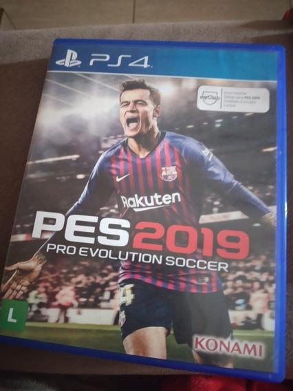 Pes 2019Pro Evolution SoccerOriginal Ps4
