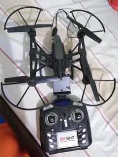 Drone Camara Jxd509 Wifi Transmite En Vivo