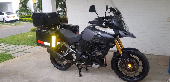 Suzuki Vstrom 1000 Modelo 2016 29.800 Km