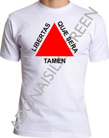 Camiseta Bandeira De Minas Gerais Mg