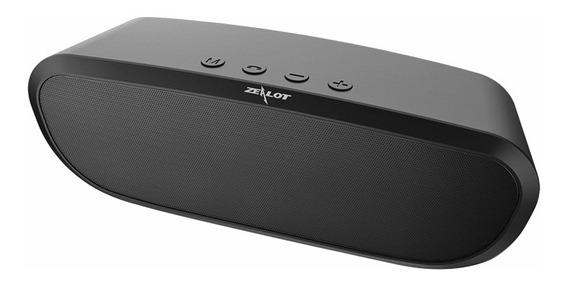 Caixa De Som Zealot S9 (nova Na Caixa)