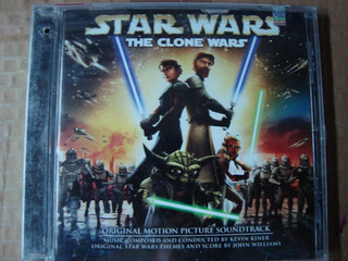 Star Wars Cd The Clone Wars Original Soundtrack