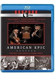 American Epic American Epic Usa Import Bluray X 2