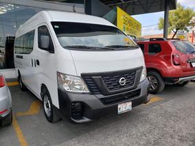 Nissan Urvan Std. 2018, Somos Agencia .