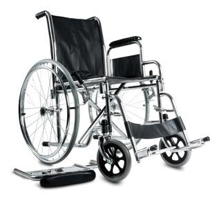 Silla De Ruedas Importada Equipo De Movilidad Plegable