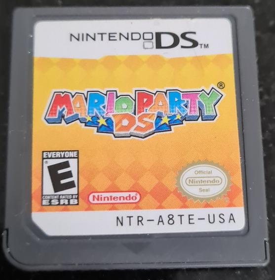 Jogo Mario Party Ds