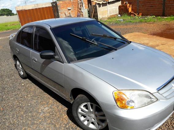 Honda Civic Lx 2001 1.7