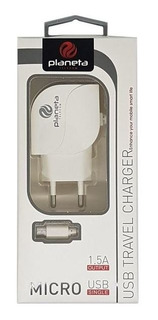 Carregador Planeta Telecom Mod 150 Cor Preto