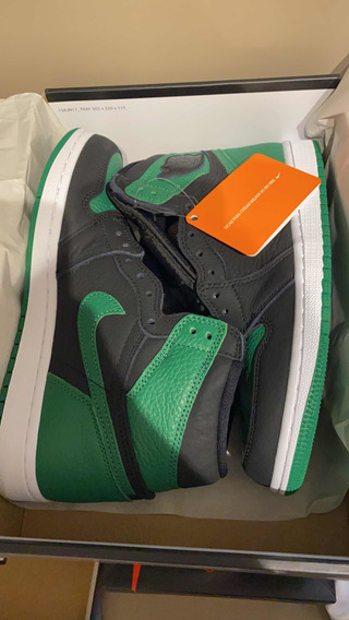 Tênis Nike Air Jordan 1 High pine Green
