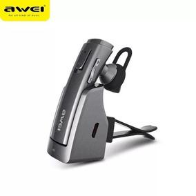 Fone De Ouvido Sem Fio Bluetooth Awei A833bl Smart Original