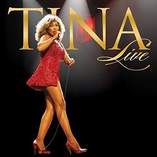 Tina Turner Live Cd+dvd Nuevo Sellado Open Music W-