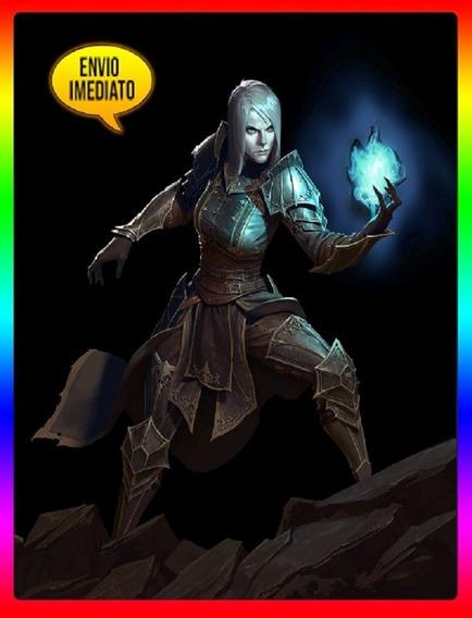 Diablo 3 Necromancer Dlc Pc - 100% Original (envio Já)