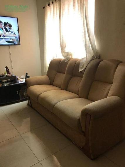 Apartamento Com 2 Dormitórios À Venda, 54 M² Por R$ 200.000 - Vila Itapegica - Guarulhos/sp - Ap2168