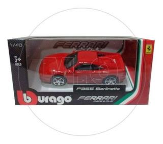 1:43 - Burago Ferrari F355 Berlinetta