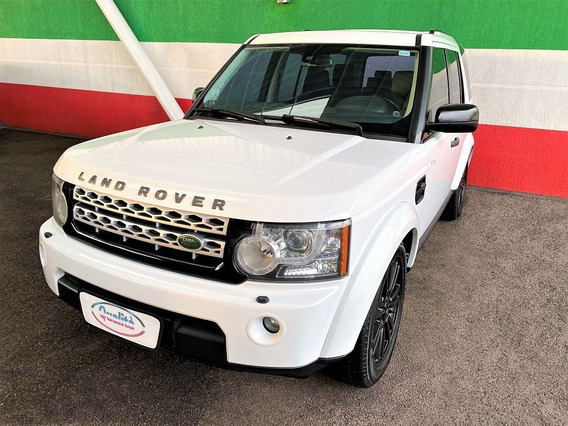Land Rover Discovery 4 Se V6 Diesel 4x4, 7 Lugares. Linda!