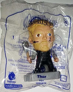 Mcdonalds 2019 Avengers Thor Happy Meal Toy