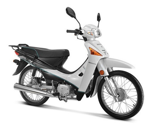 Motomel Dlx 110 Base Deluxe Longchamps