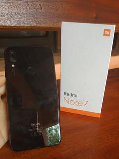 Smartphone Xiaomi Redmi Note 7 ( Com Defeito)