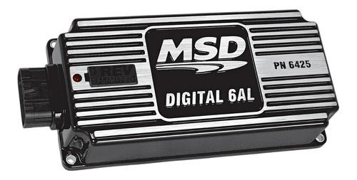 Msd 6al Digital Black Edition #64253 Cód.:3936