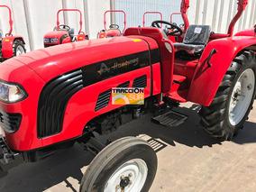 Tractor Hanomag 60hp Nuevo 3 Puntos, 600a, Conc. Oficial