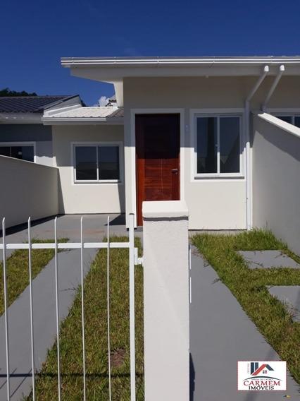 Casa Pronta Para Morar No Bela Vista Palhoça - 127