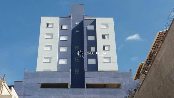 Apartamento Com 2 Dormitórios À Venda, 52 M² Por R$ 247.000 - Alto Do Cabral - Sabará/mg - Ap0045