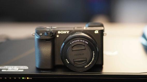 Sony A6300 6 Meses Uso