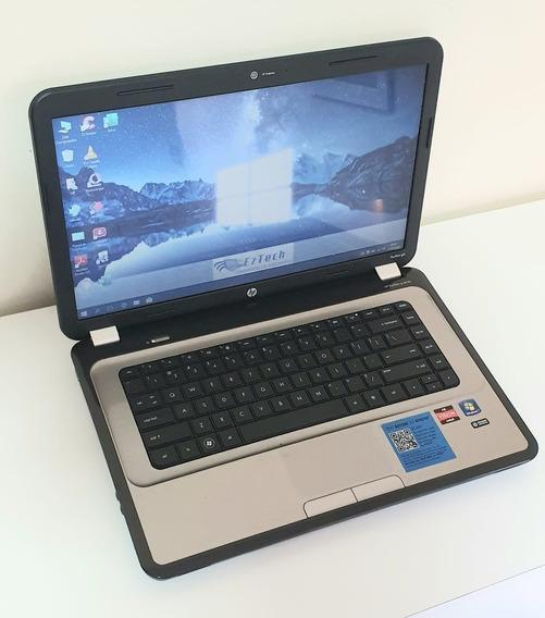 Notebook Gamer Hp G6 Amd A6 Quad 6gb 500gb Ati Radeon 6520g