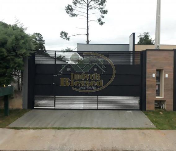 Casa Para Venda Em Atibaia, Jardim Dos Pinheiros, 3 Dormitórios, 3 Suítes, 4 Banheiros, 2 Vagas - 0090_1-1344961