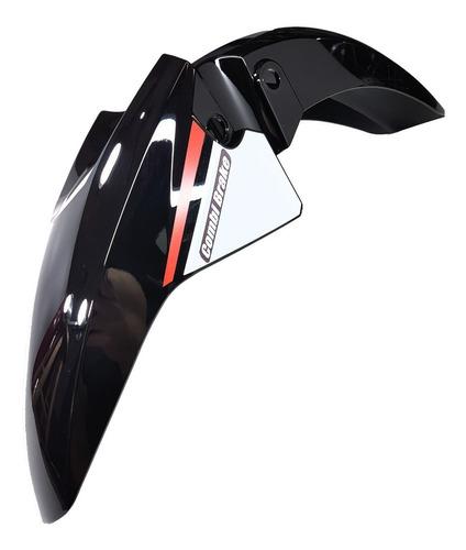 Paralama Titan 2020 Preto Adesivado Combi Brake Paralelo 160