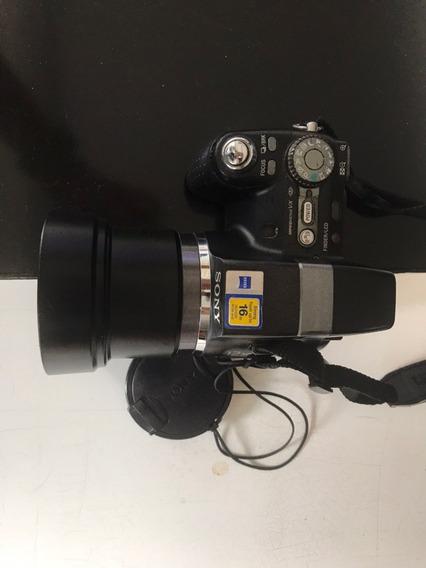 Camara Fotográfica Sony Cybershot Dsc-h5