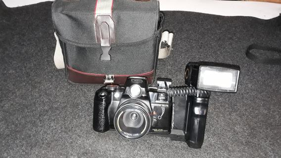 Máquina Fotográfica Antiga Cânon Sony Red Eye Reduction