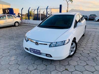 Civic Sedan Lxs 1.8 1.8 Flex 16v Mec. 4p