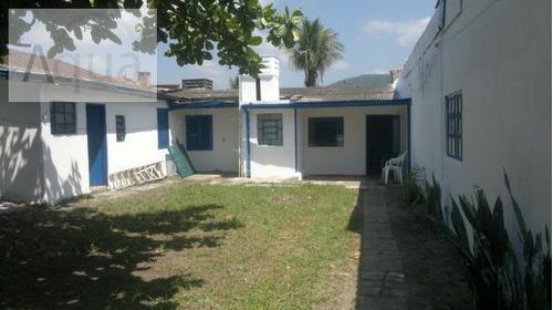Terreno Para Venda Em Itanhaém, Balneário Jequitibá, 2 Dormitórios, 2 Banheiros, 5 Vagas - It656_2-973524