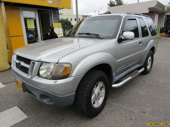 Ford Explorer At Sport 4000cc Aa 4x4