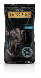 Alimento Premium Balanceado Dogpro, De Vital Crops, 20 Kgs
