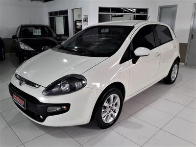 Fiat Punto 1.4 8v Attractive Flex 2014 Completo Placa I
