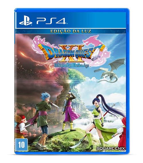 Dragon Quest 11 Xi Echoes Of An Elusive Age Ediçã Da Luz Ps4