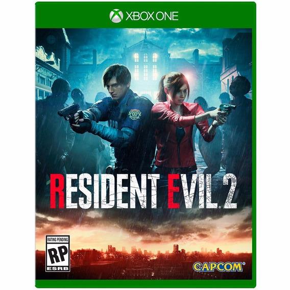 ..:: Resident Evil 2 ::.. Para Xbox One En Game Center