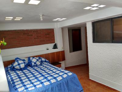 Departamento En Casa, Independiente, Amueblado.