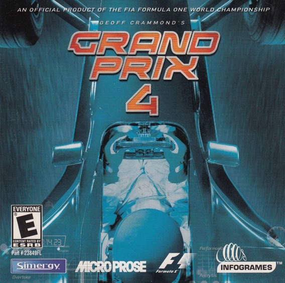 Grand Prix 4 Pc Digital