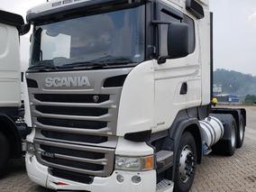Scania R 400 6x2 Streamline Opticruise 2016 / Financiamos