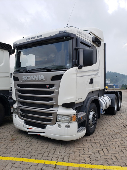 Scania R 400 6x2 Streamline Opticruise 2016 / Financiamos