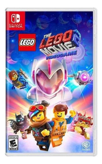 The Lego Movie 2 Videogame (mídia Física) Nintendo Switch