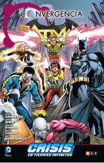 Batman Converge En Crisis En Tierras Infinitas - Tpb Comple.