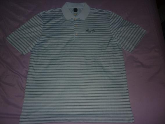 L Chomba Golf Greg Norman Microlux Rayada Talle Xl Art 54413