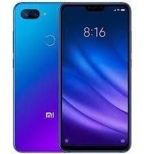 Xiaomi Mi 8 Lite Dual Sim 64 Gb - Azul